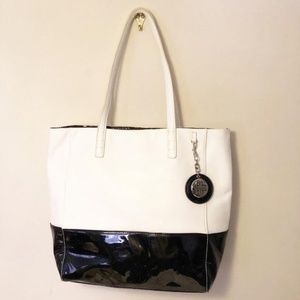 Kate Landry Leather Tote NWOT
